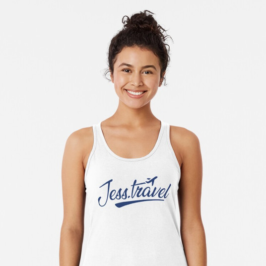 work from home travel planner-racerback-tank-top.jpg