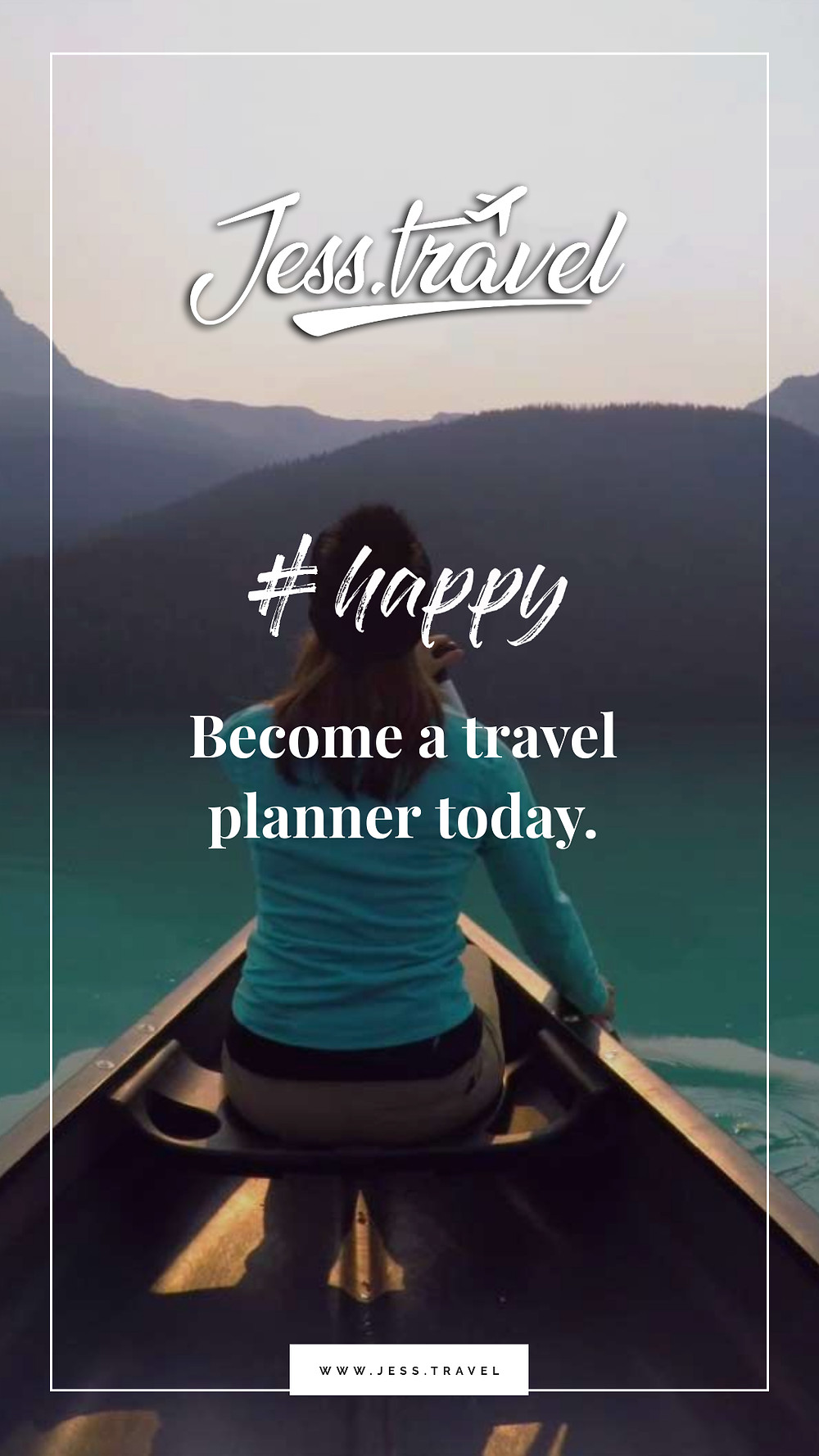 personal travel planner ad
