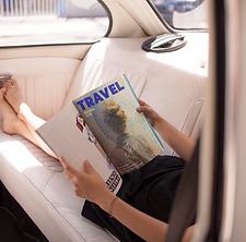 Jess personal Travel Planner magazine