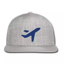 Solo Plane Hat Unisex .png