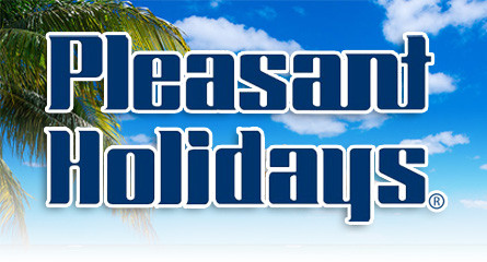 Booking packages with Pleasant Holidays