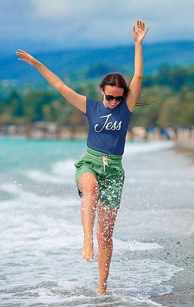 Jess Travel Florida Travel Planner Shirt