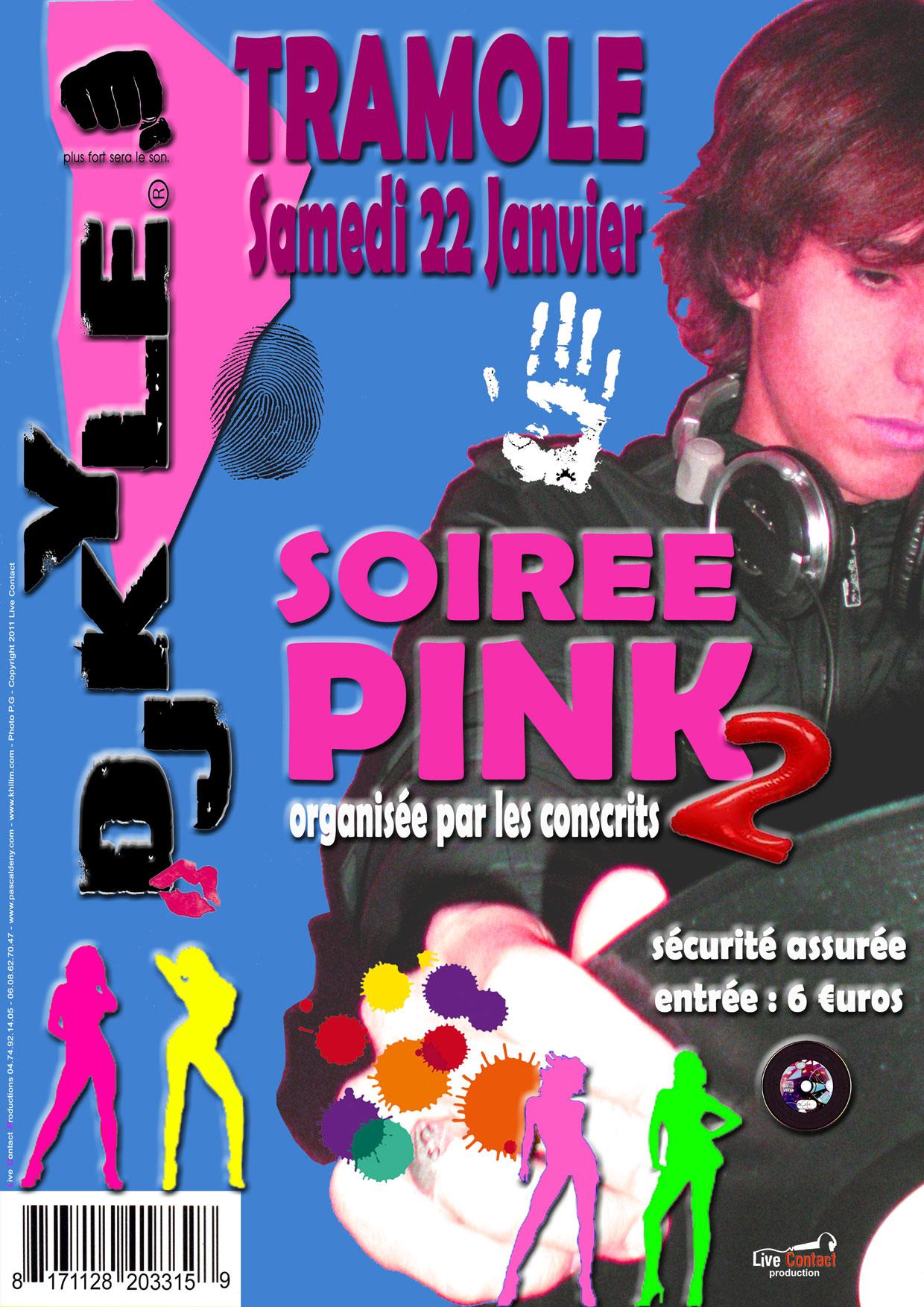 affiche dj-kyle