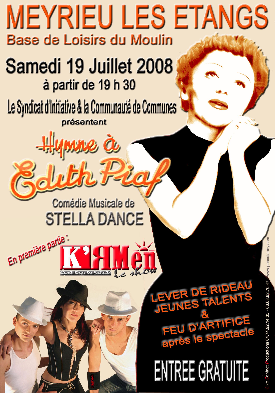affiche stella-dance