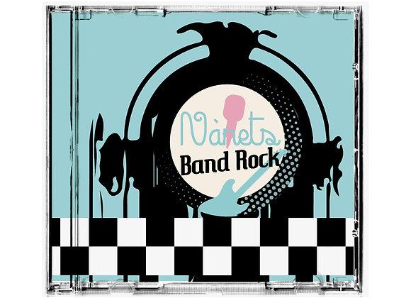CD Nànets Band Rock