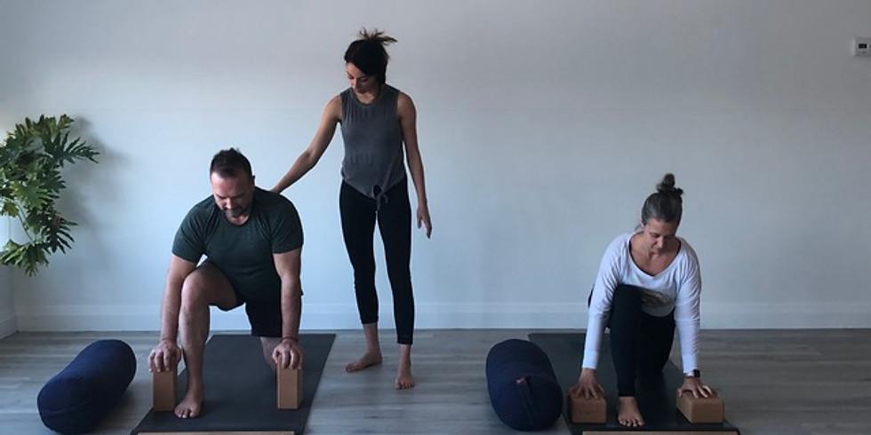 300 HR Advanced Yoga Training