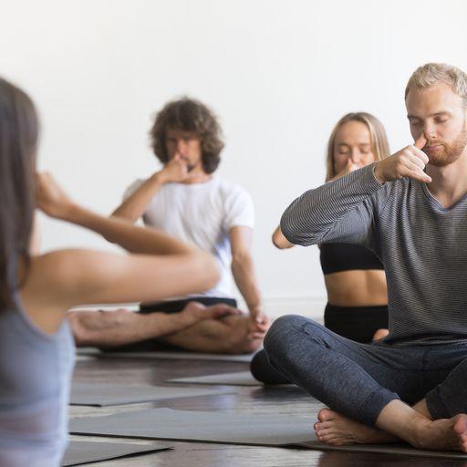 Teaching Pranayama & Pranayama Practice