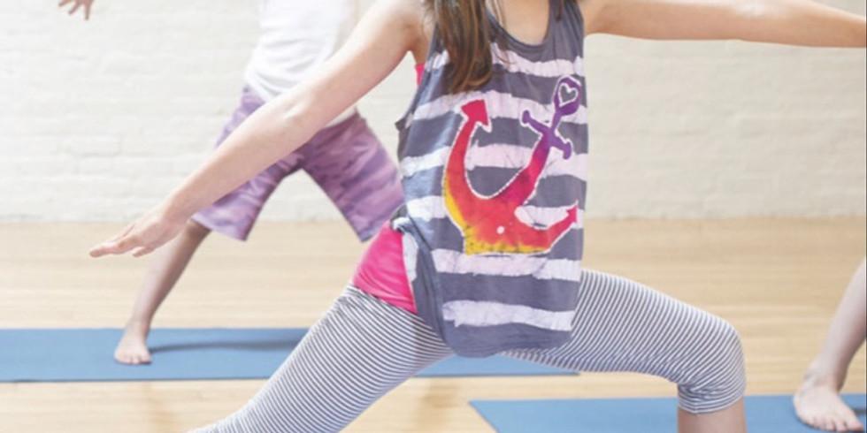 Kids Yoga with Alessia Manzoli