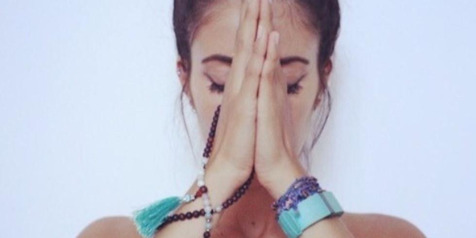 Meditation Workshop: Navigating Uncertainty through Meditation, Breath Work, and Introspection
