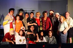Christmas Belles Cast