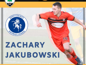 JAKUBOWSKI CALLED UP TO KCL REP SQUAD