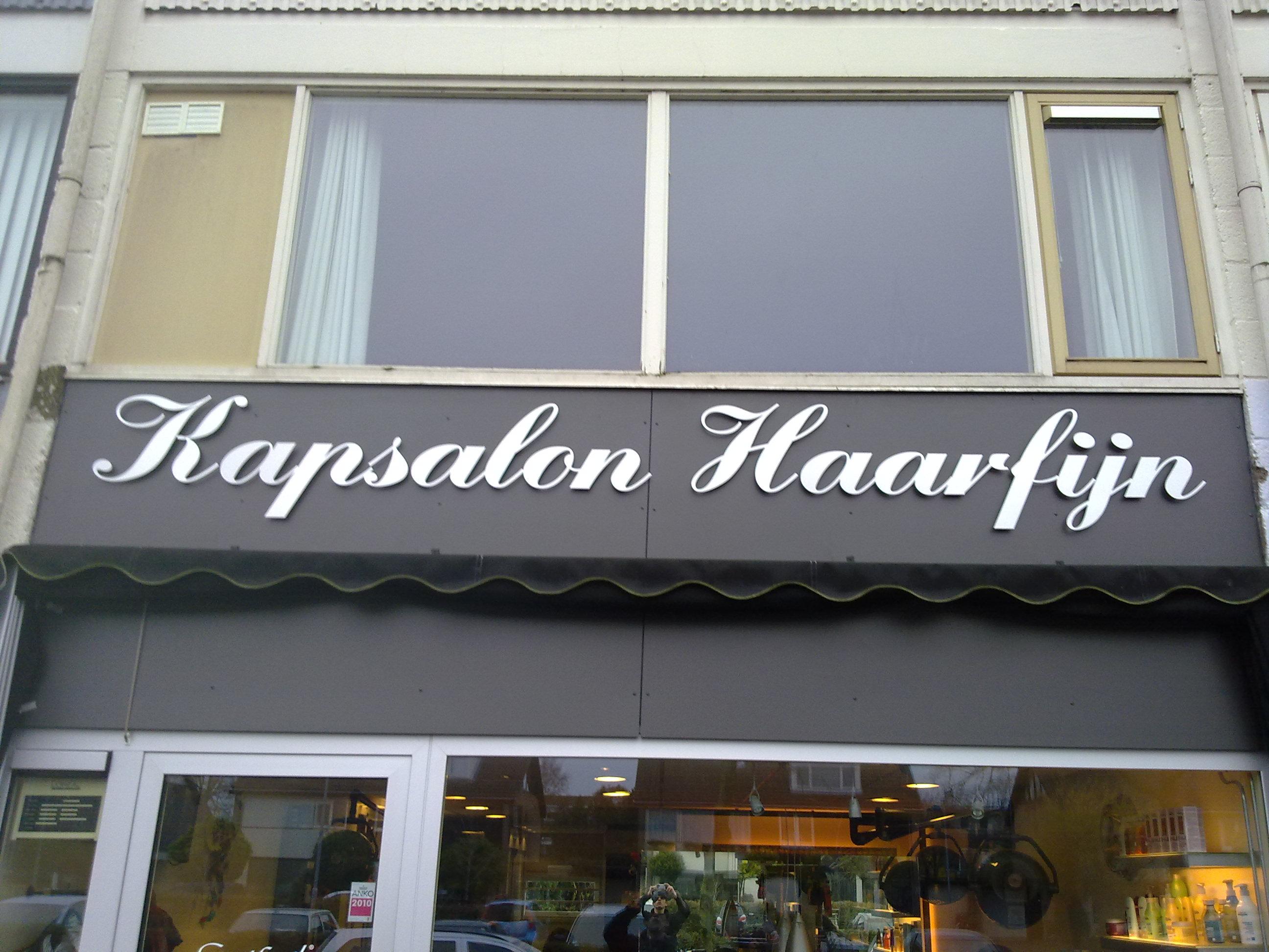 Kapsalon Haarfijn