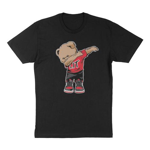 Dripped out Lit Bear T-Shirt