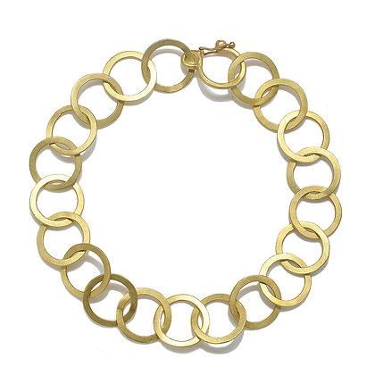 Round Link Chain Bracelet