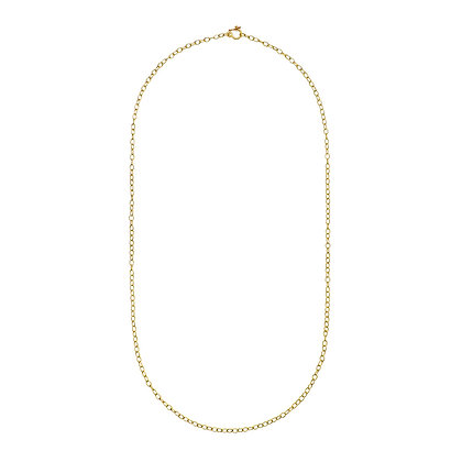 Small Oval Link Chain