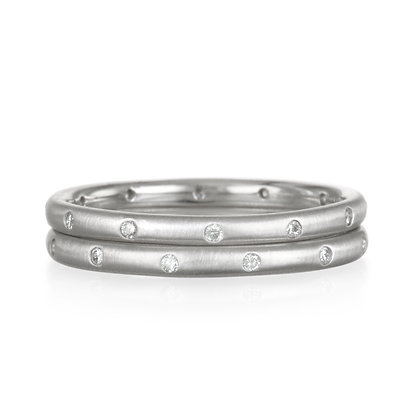 Gypsy set stack rings
