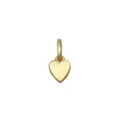 Mini Heart Charm