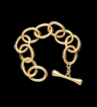 Chunky Toggle Bracelet