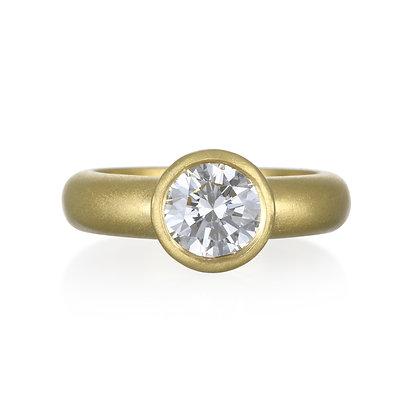 Signature Diamond Engagement Ring
