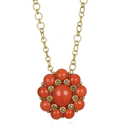Coral Cluster Pendant