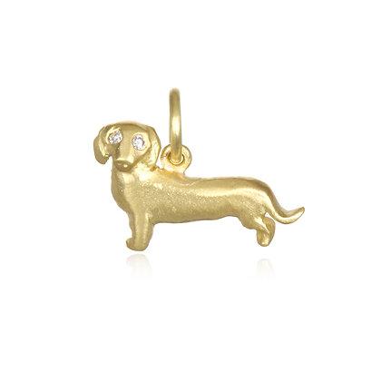 Dachshund Dog Charm