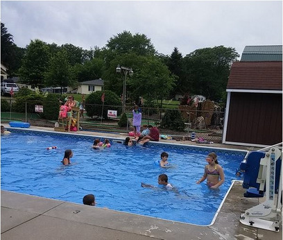 Campground Lower Pool