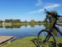 Relaxing Bike Riding at Frienship Village