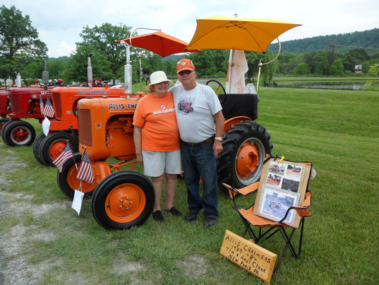 Bluegrass & Tractor Weekend