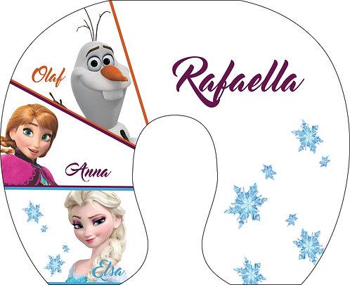 Almofada de Pescoço Frozen - Personagens