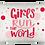Thumbnail: Almofada Girls Run The World