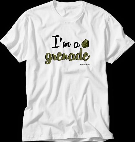 Camiseta A Culpa é das Estrelas Grenade
