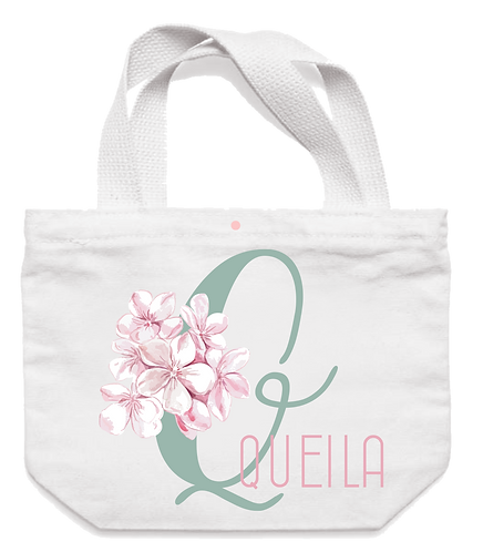 Ecobag Inicial Bouquet