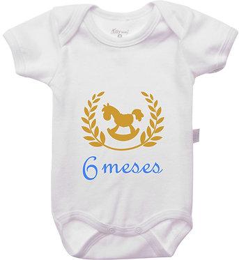 Mêsversário - Cavalinhos - 6 meses