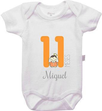 Mêsversário - Anjinhos II - 11 meses