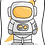 Thumbnail: Kit Mini Almofadas Astronauta