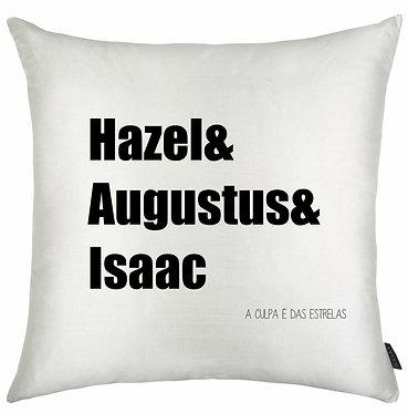 Almofada ACEDE - Hazel & Augustus & Isaac