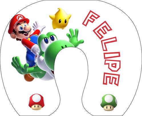 Almofada de Pescoço Super Mario - Modelo 02