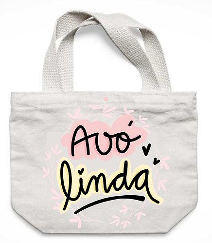 Ecobag Avó Linda