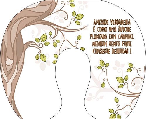 Almofada de Pescoço Amizade - Árvore