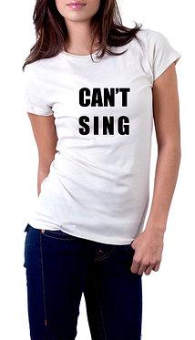 Camiseta - Glee - Can't Sing