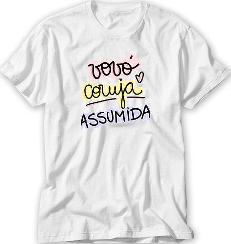 Camiseta Vovó / Vovô Coruja