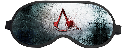 Máscara de Dormir Assassin's Creed Logo