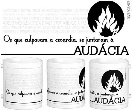 Caneca Divergente - Audácia