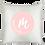 Thumbnail: Almofada Inicial Candy (cores diversas)