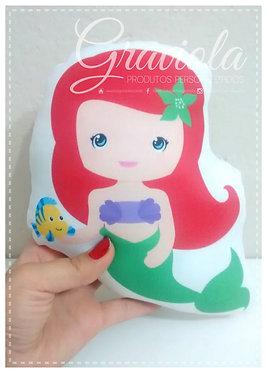 Mini Almofada - Ariel