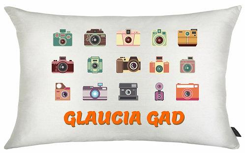 Almofada Câmeras com nome