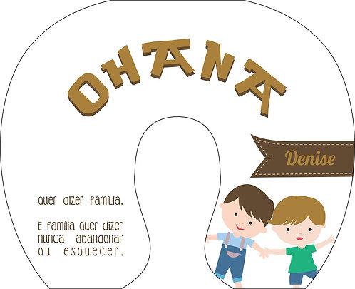 Almofada de Pescoço Ohana - Crianças