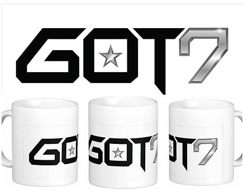 Caneca K-POP - GOT 7