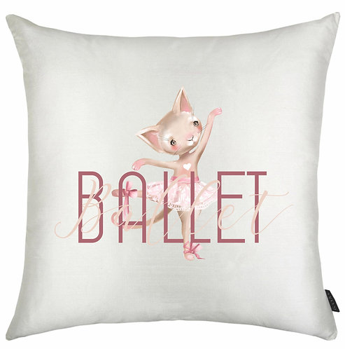 Almofada Ballet Bichinhos