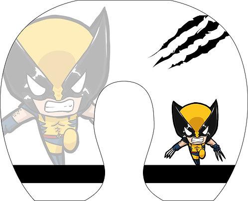Almofada de Pescoço Wolverine - Modelo 02